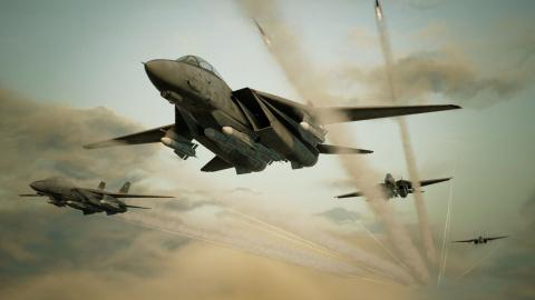 Ace Combat 7 : Skies Unknown - Protection de base et virevoltes frénétiques