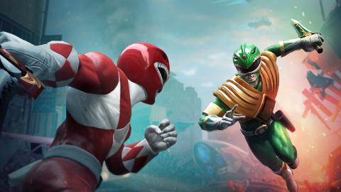 Power Rangers : Battle for the Grid se prépare pour le mois d'avril