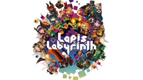 Lapis x Labyrinth part à l'aventure sur Nintendo Switch et PS4