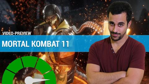 Mortal Kombat 11 : Notre avis après une demi-heure de jeu