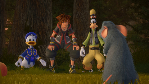 Kingdom Hearts III explore la cuisine et le mode photo en images