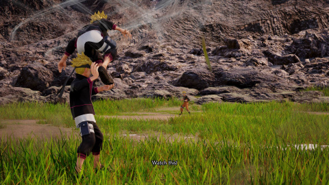 Jump Force : Boruto Uzumaki met des mandales en images