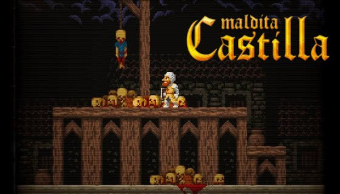 Cursed Castilla EX : le platformer retro s'invite sur Nintendo Switch