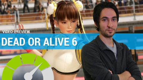 Dead or Alive 6 : Nos impressions en quelques minutes