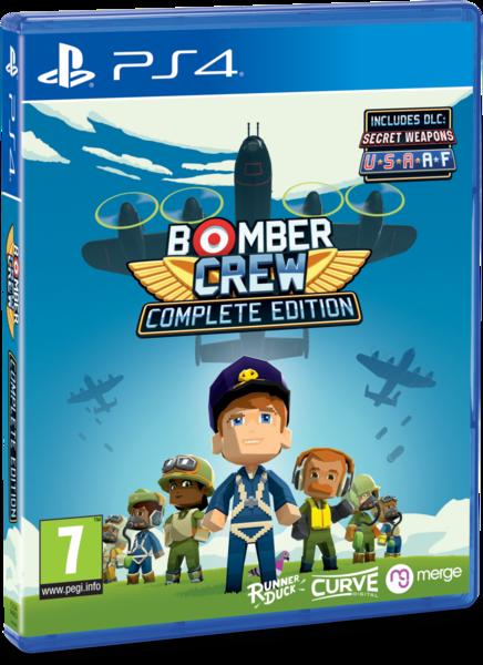 Bomber Crew : Une Complete Edition arrive en mars