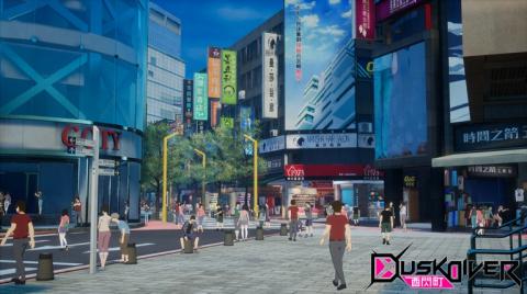 Dusk Diver : le jeu d'action taïwanais montre son gameplay