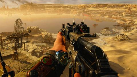 Metro Exodus : 30 minutes de gameplay au cœur du désert Caspien
