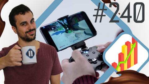 Pause Cafay #240 : Vers des forfaits téléphoniques tournés sur le gaming ?