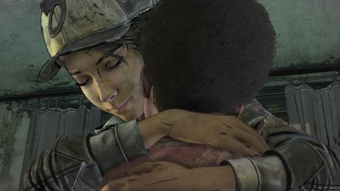 The Walking Dead : L'ultime saison - L'introduction du 3e épisode (spoilers)