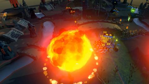 Tabletop Gods : le STR en réalité virtuelle a lancé son accès anticipé Steam