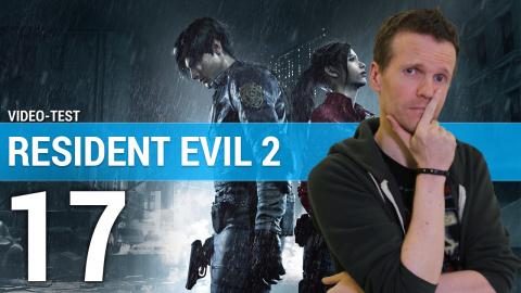 Resident Evil 2 : l'horreur de 20 ans d'âge