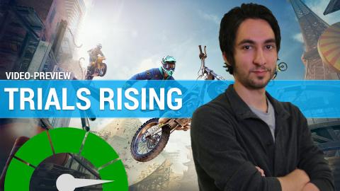 Trials Rising : Nos impressions en trois minutes