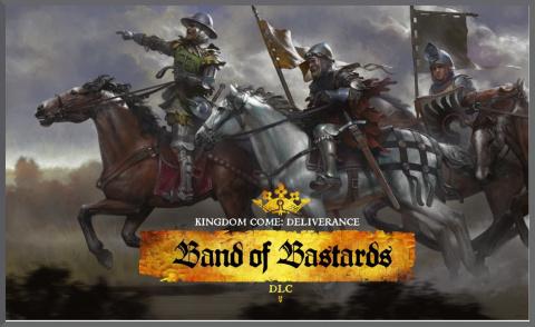 Kingdom Come : Deliverance – Band of Bastards sur PS4