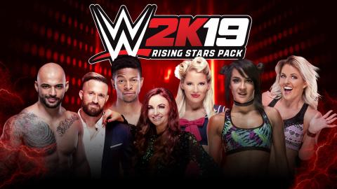 WWE 2K19 : les stars montantes rentrent sur le ring