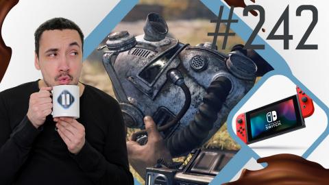 Pause Cafay #242 : Fallout76 ne passera pas free-to-play