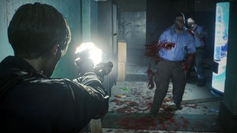 Resident Evil 2 : le trailer de lancement