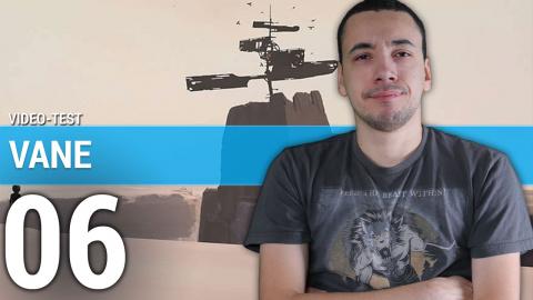 Vane : Deux minutes pour savoir ce que vaut le jeu inspiré de la Team Ico
