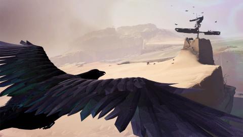 Vane : 10 minutes de gameplay maison pour le jeu inspiré de la Team Ico