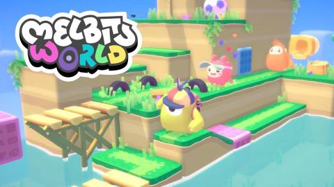 Melbits™ World annonce sa date de sortie américaine avec un trailer inédit