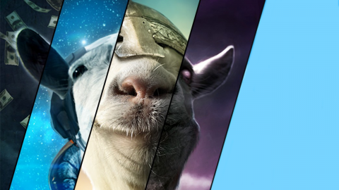 Goat Simulator est de retour !