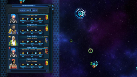 Le RPG spatial Star Traders : Frontiers se dirige vers les mobiles