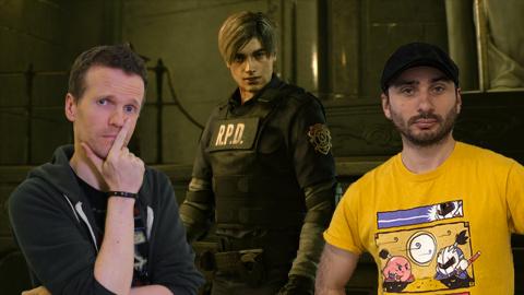 Un jour, un jeu : Resident Evil 2 (Leon Scott Kennedy)