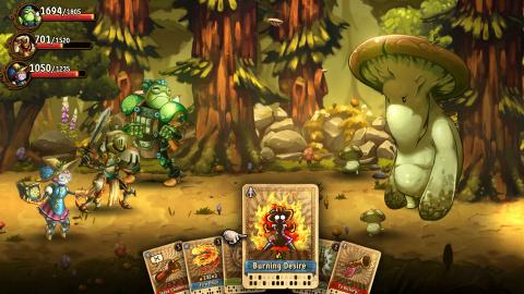 SteamWorld Quest s'approche de la Nintendo Switch