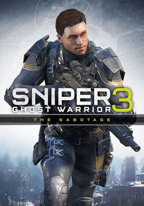 Sniper : Ghost Warrior 3 - The Sabotage sur PS4