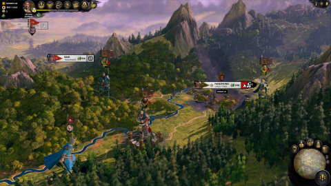 Total War Three Kingdoms : Nouveau contexte historique et gameplay revisité