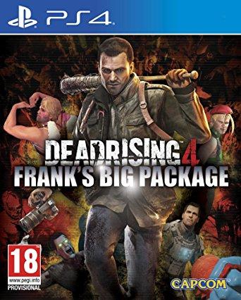 Dead Rising 4 : Frank's Big Package sur PS4