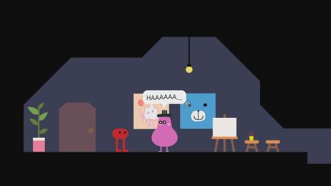 Pikuniku : Du puzzle, de la plate-forme et des sourires