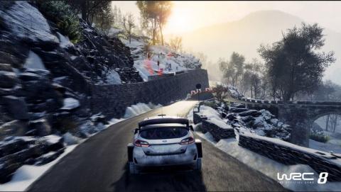 WRC 8 annoncé par Bigben : la saison 2019 à l'honneur
