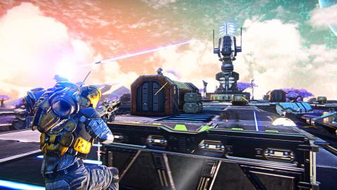 PlanetSide Arena sortira officiellement en mars