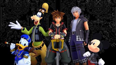 PS Store : Dernière ligne droite pour précommander Kingdom Hearts III