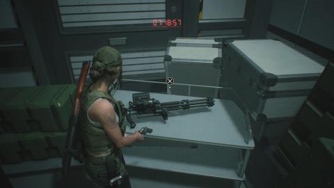 Armes à obtenir au cours de la campagne