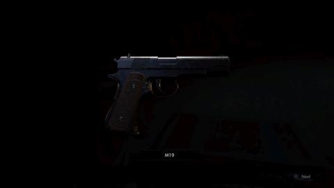 Armes à débloquer en terminant le jeu