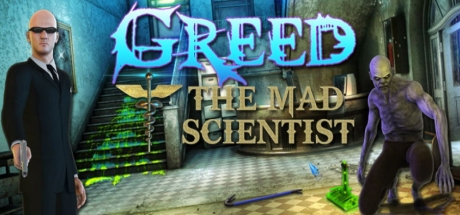 Greed : The Mad Scientist sur PC