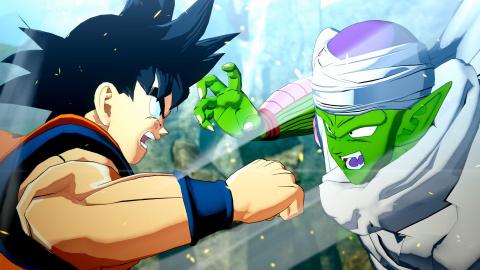 Dragon Ball Project Z : l'action-RPG présente son cadre nostalgique