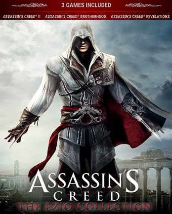 Assassin's Creed : The Ezio Collection sur PC