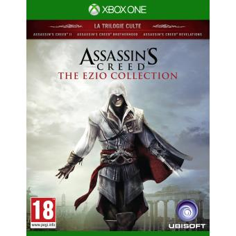 Assassin's Creed : The Ezio Collection sur ONE