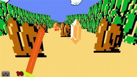 Doom : Un moddeur voudrait recréer The Legend of Zelda