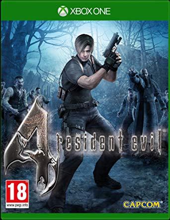 Resident Evil 4 HD sur ONE