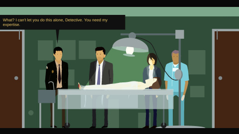Rainswept : le jeu d'enquête arrive sur PC le 1er février