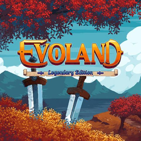 Evoland Legendary Edition sur Switch