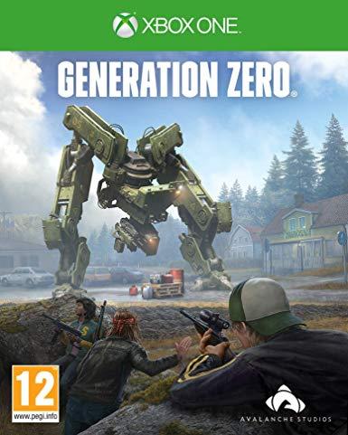 Generation Zero sur ONE