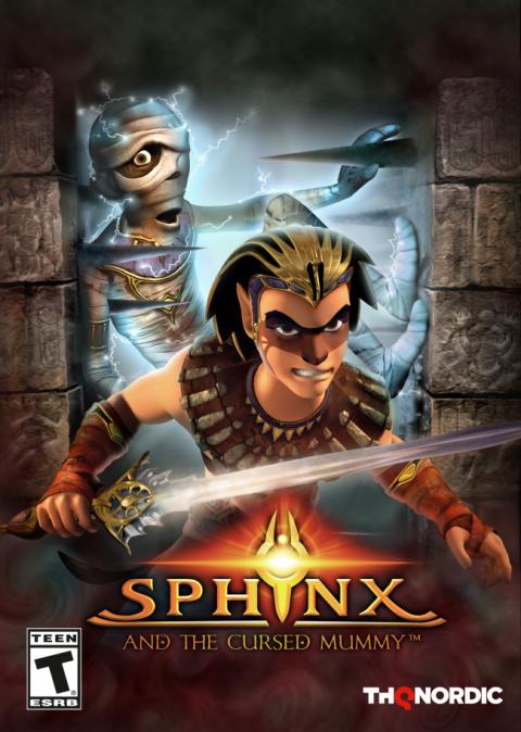 Sphinx et la Malédiction de la Momie sur Linux