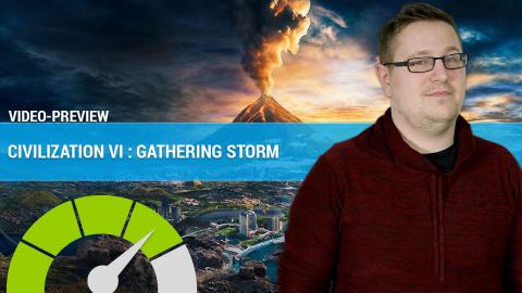 Civilization VI : Gathering Storm - Premières impressions sur la nouvelle extension
