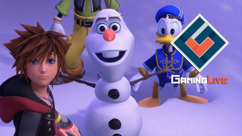 Kingdom Hearts III : Le Royaume de la Reine des Neiges
