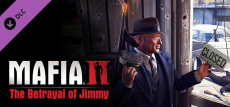 Mafia II : The Betrayal of Jimmy