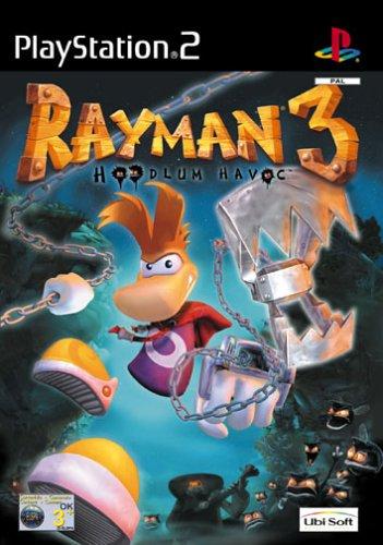 Rayman 3 : Hoodlum Havoc sur PS2